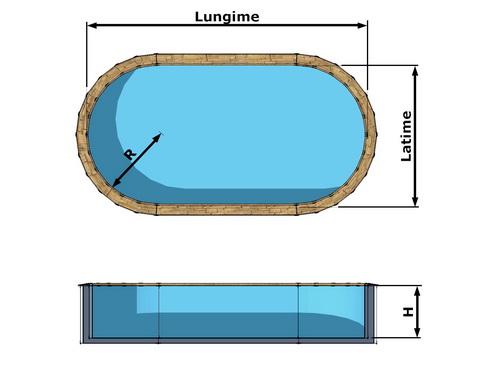 piscina ovalis