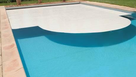 Acoperire piscine tip jaluzea