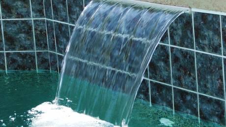 Cascada de apa