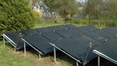 Panouri solare piscine