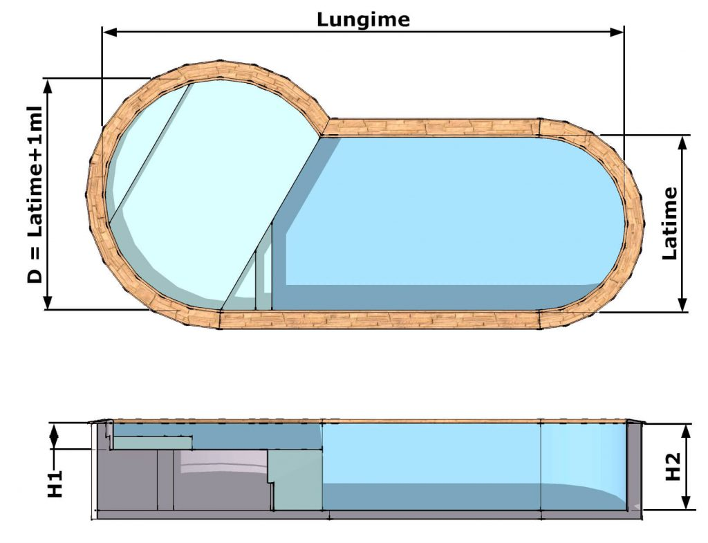 piscina Coral hydroline