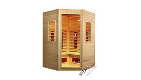 Modele saune cu radiatoare ceramice