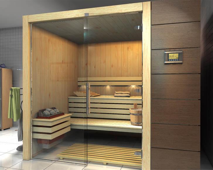 Sauna Arwen
