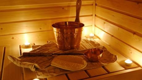 Seturi pentru saune finlandeze