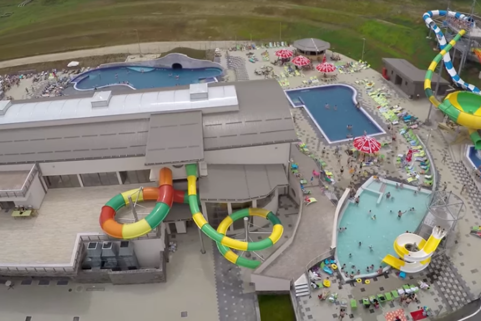 aquapark arsenal orastie