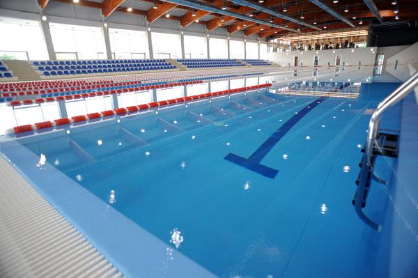 5. Aqua Sport Arena