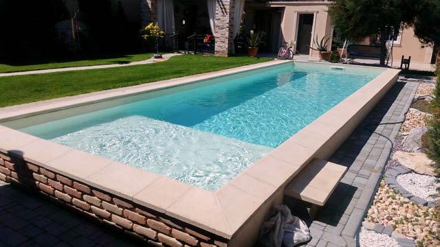 Piscinele Hydroline, relaxare totală pe timpul verii